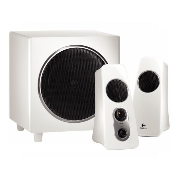 Logitech Speaker System Z523, light