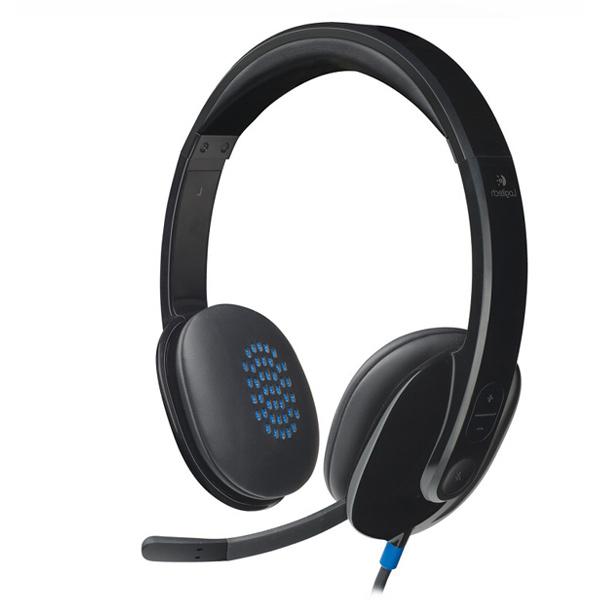Logitech Stereo USB Headset H540