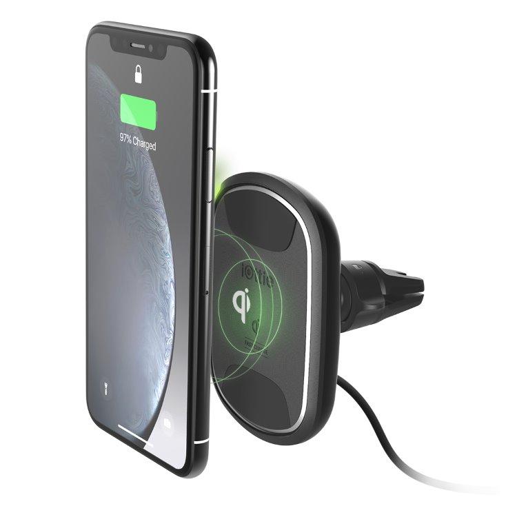 Magnetický držiak do auta iOttie iTap 2 Wireless s podporou bezdrôtového nabíjania do ventilácie