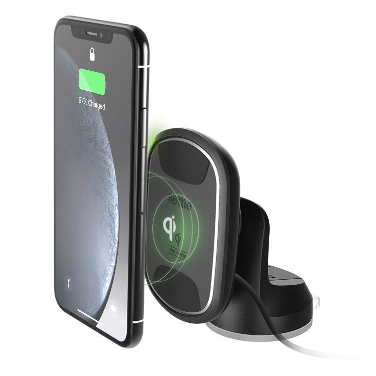 Magnetický držiak do auta iOttie iTap 2 Wireless s podporou bezdrôtového nabíjania na palubnú dosku