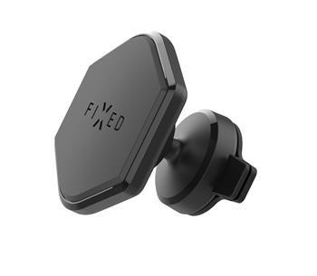 Magnetický držiak FIXED Icon Air Vent do ventilácie s kĺbom, čierny