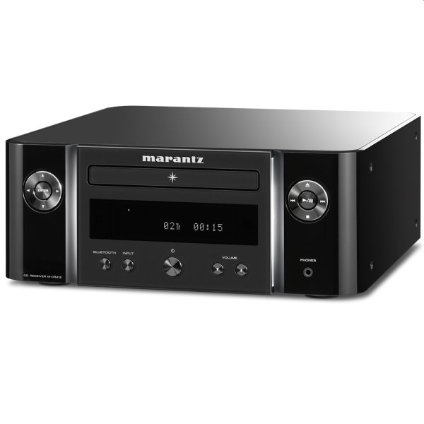 Marantz Melody M-CR412 - Hi-Fi systém, čierny
