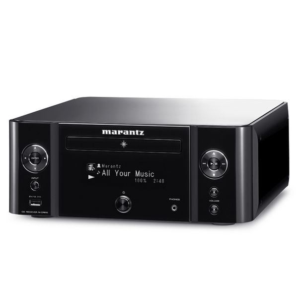 Marantz Melody Media M-CR610, CD-prehr�va�, Black