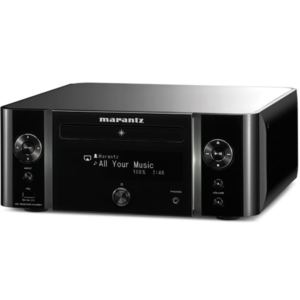 Marantz Melody Media M-CR611, CD prehr�va�, Black