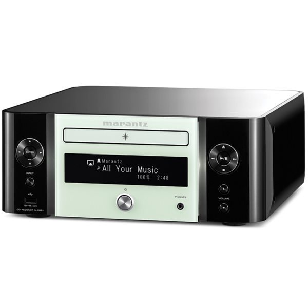 Marantz Melody Media M-CR611, CD prehr�va�, Green