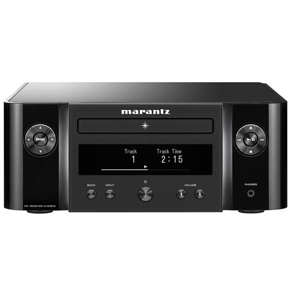 Marantz Melody X Media M-CR612, CD prehrávač, black