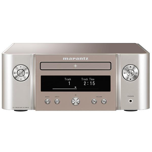Marantz Melody X Media M-CR612, CD prehrávač, silver-gold