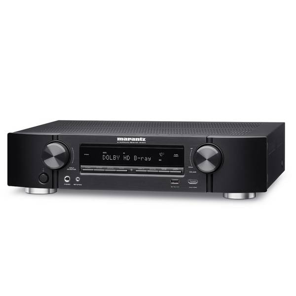 Marantz NR1604 - 7 Channel AV Receiver, Black