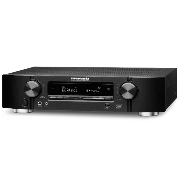 Marantz NR1607 - 7.2 Channel AV Receiver, Black