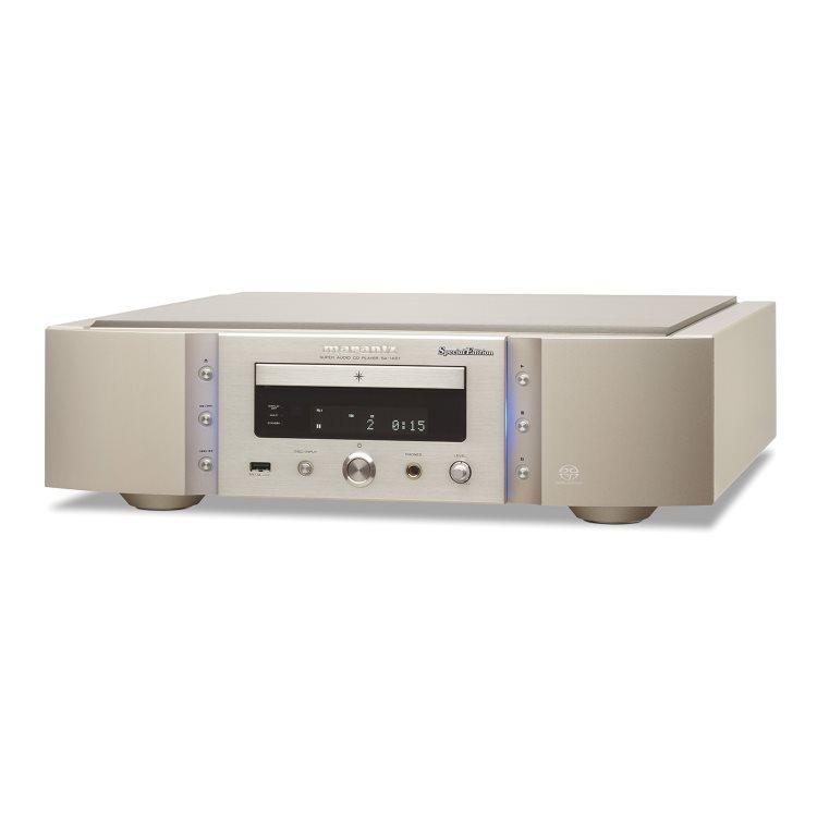 Marantz SA-14S1 Special Edition SA-CD prehrávač, Gold