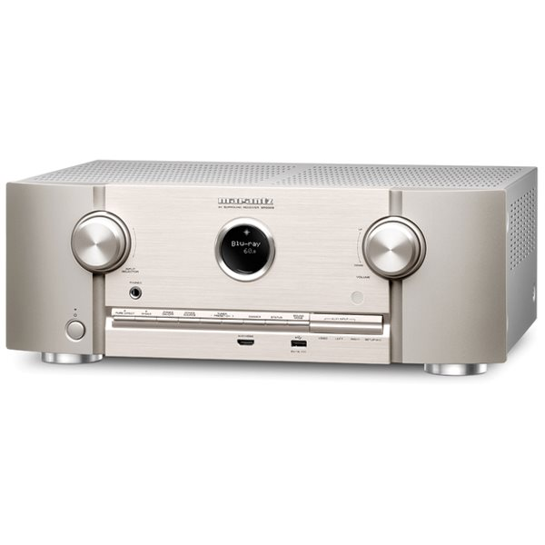 Marantz SR5009 - 7 Channel AV Receiver, Silver Gold