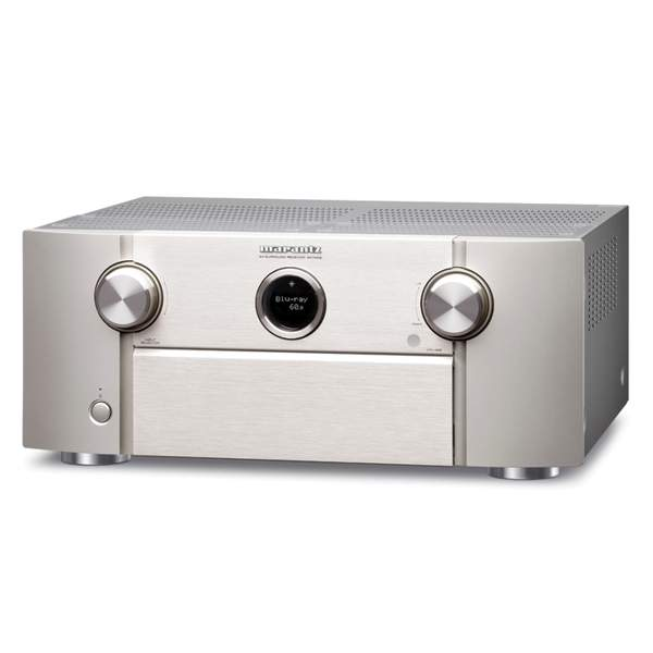 Marantz SR7008 - 9 Channel AV Receiver, Silver Gold