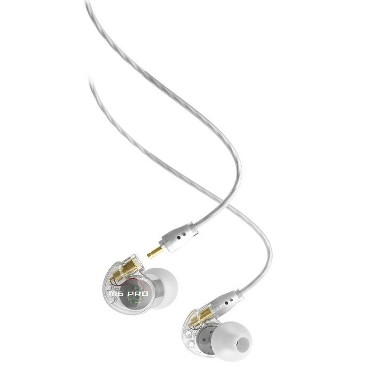 MEE audio M6 Pro, Clear
