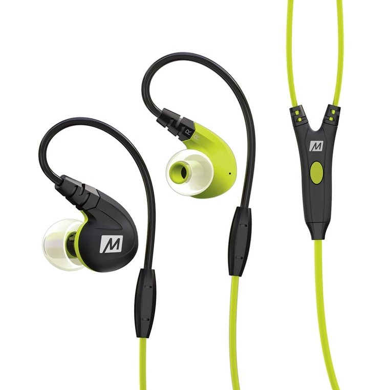 MEE audio M7P, Green
