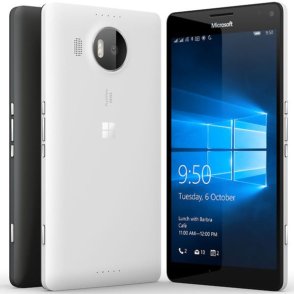 Microsoft Lumia 950 XL, Black - SK distrib�cia