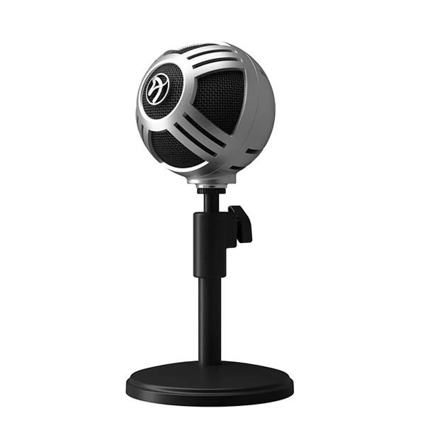 Mikrofón Arozzi Sfera Pro, silver
