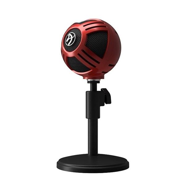Mikrofón Arozzi Sfera, red