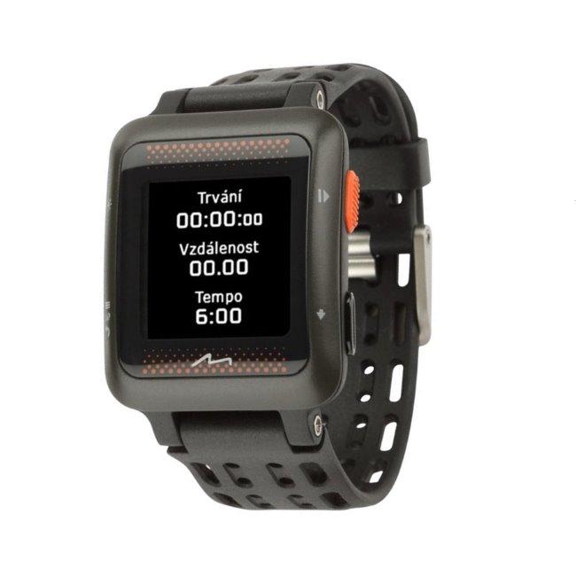 Mio MiVia Run 350 - inteligentné bežecké hodinky s GPS, Black - Refurbished