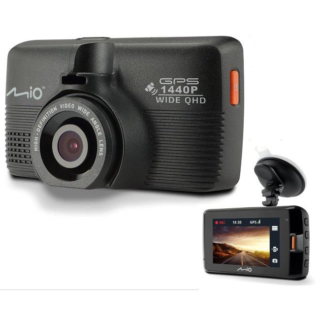 Mio MiVue 751 - 2.5 QHD kamera do auta