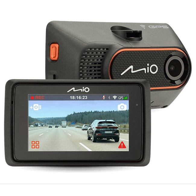 Mio MiVue 766 WiFi GPS - Full HD kamera do auta