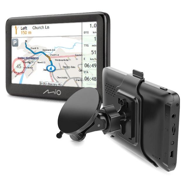 Mio Pilot 15 LM + mapy 44 európskych štátov + doživotná aktualizácia