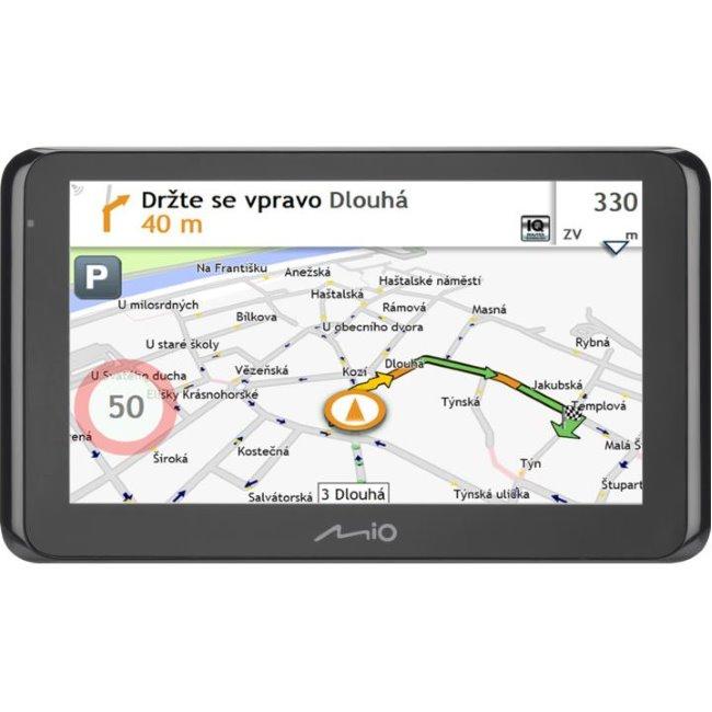 Mio Spirit 8670 LM + mapy 44 európskych štátov + doživotná aktualizácia - Refurbished