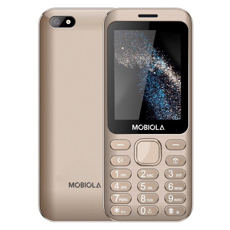 Mobiola MB3200i, Dual SIM, Gold - SK distribúcia