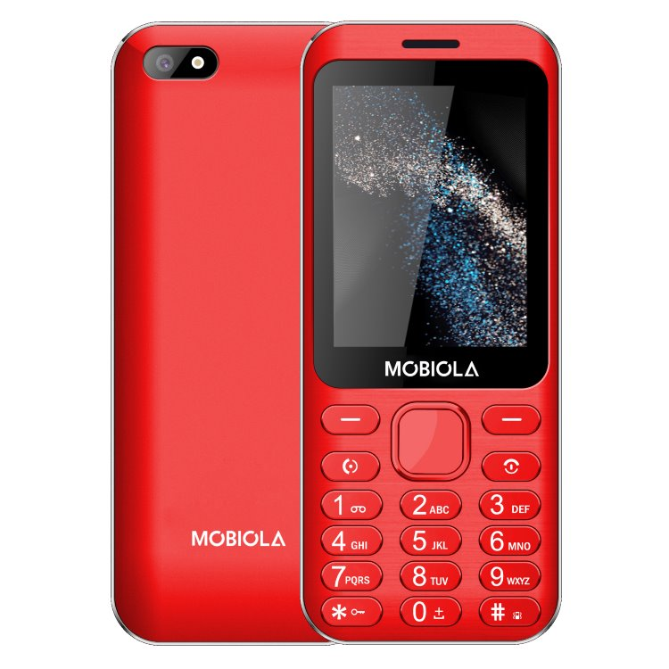 Mobiola MB3200i, Dual SIM, Red - SK distribúcia