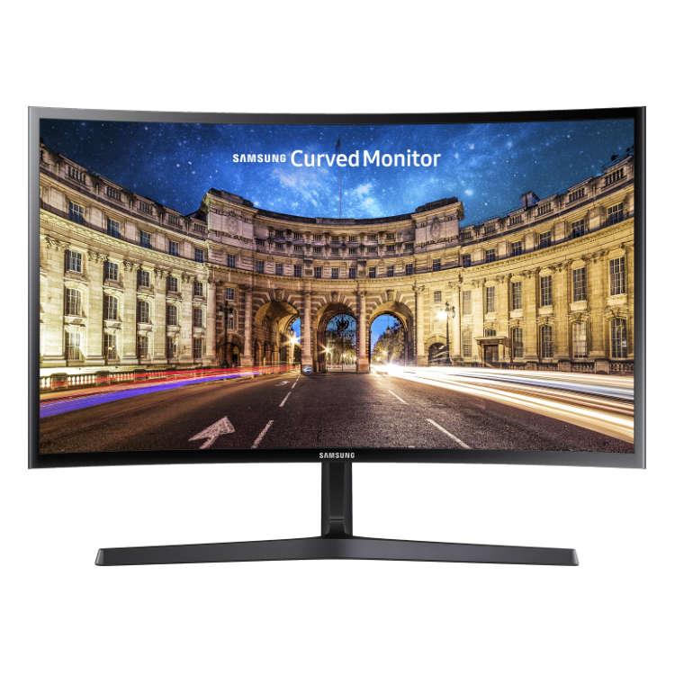 "Monitor Samsung C27F396, 27"" FullHD (LC27F396FHUXEN)"