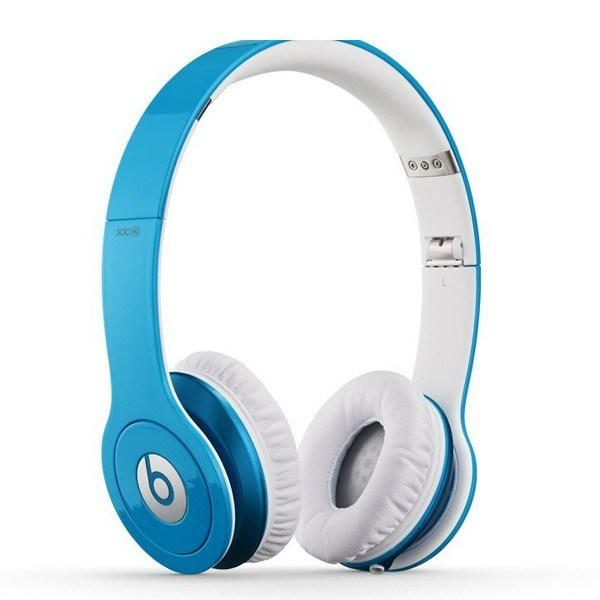 Monster Beats by Dr.Dre Solo HD, Blue