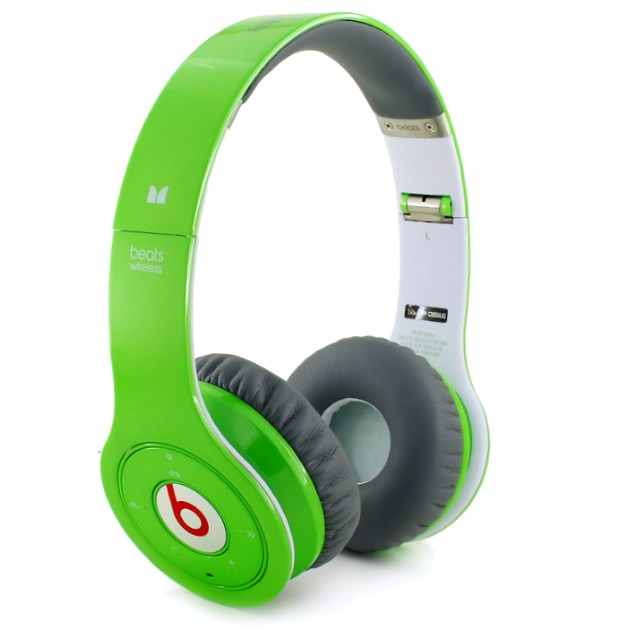 Monster Beats by Dr.Dre Solo HD, Green