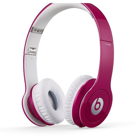 Monster Beats by Dr.Dre Solo HD, Pink