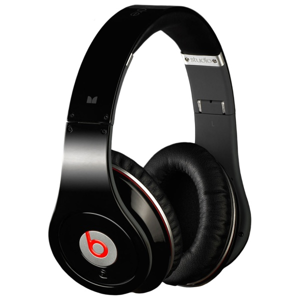 Monster Beats by Dr.Dre Studio, Black