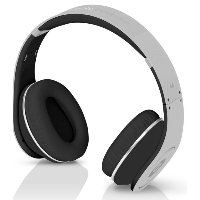 Monster Beats by Dr.Dre Studio, Silver