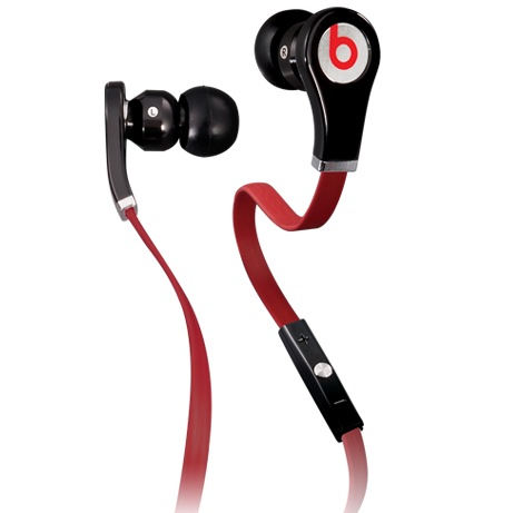 Monster Beats by Dr. Dre Tour with Control, Black