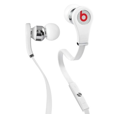 Monster Beats by Dr. Dre Tour with Control, White
