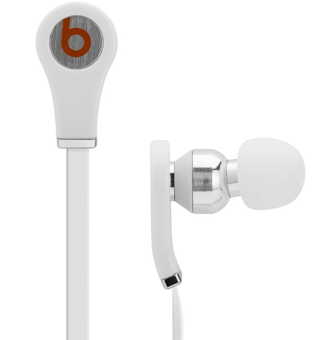 Monster BeatsTour by Dr.Dre - k�blov� Headset, White