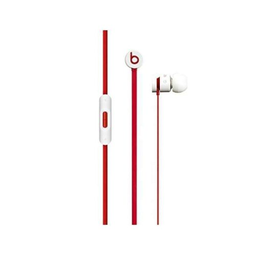 Monster Urbeats 2 by DR.Dre - káblový Headset, White/Red (MHD12ZM/A)