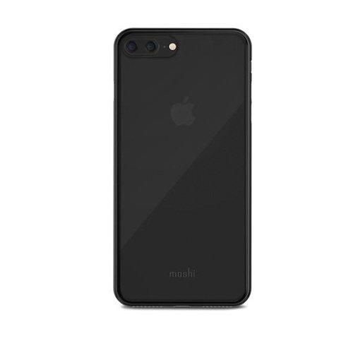 Moshi kryt SuperSkin pre iPhone 8 Plus/7 Plus - Stealth Black 99MO111062