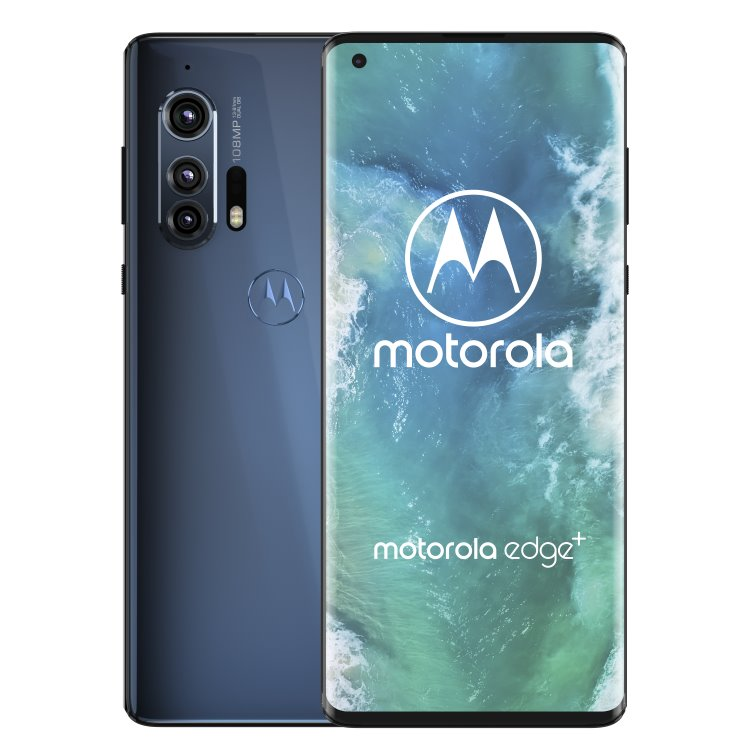 Motorola Edge Plus 5G, 12/256GB, Single SIM, Thunder Grey - SK distribúcia
