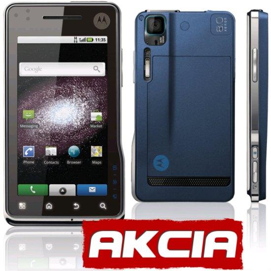 P: Motorola MILESTONE XT720 + Pamäťová karta 8GB