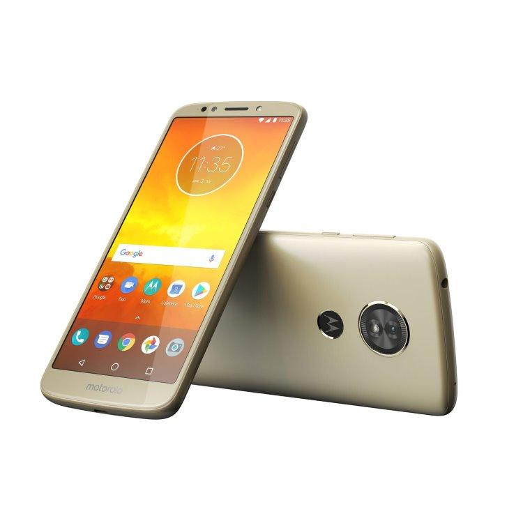 Motorola Moto E5, 4000mAh, Dual SIM, Gold - SK distribúcia