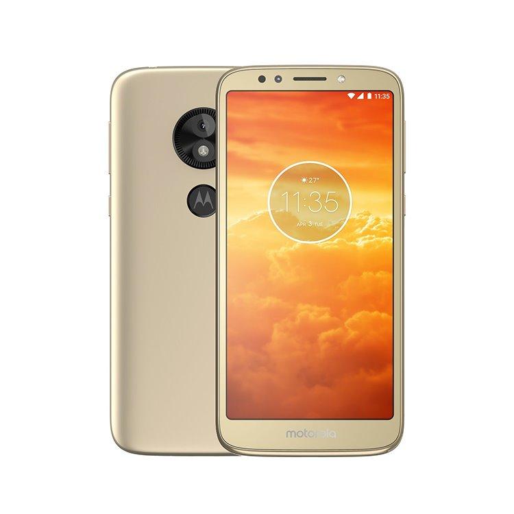 Motorola Moto E5 Play, Dual SIM, Gold - SK distribúcia