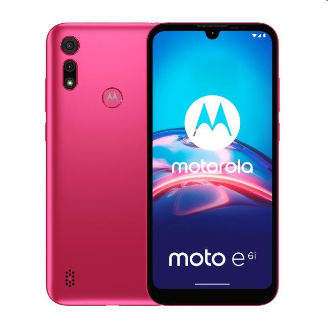 Motorola Moto E6i, 2/32GB, Electric Pink