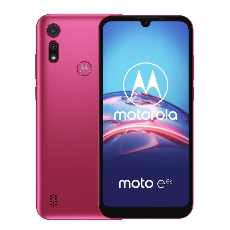 Motorola Moto E6s, Dual SIM, Electric Pink - SK distribúcia
