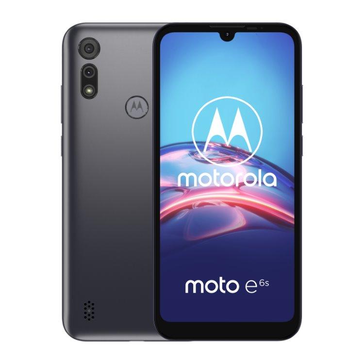 Motorola Moto E6s, Dual SIM, Meteor Grey - SK distribúcia