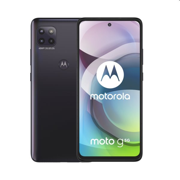 Motorola Moto G 5G, Dual SIM, gray - SK distribúcia