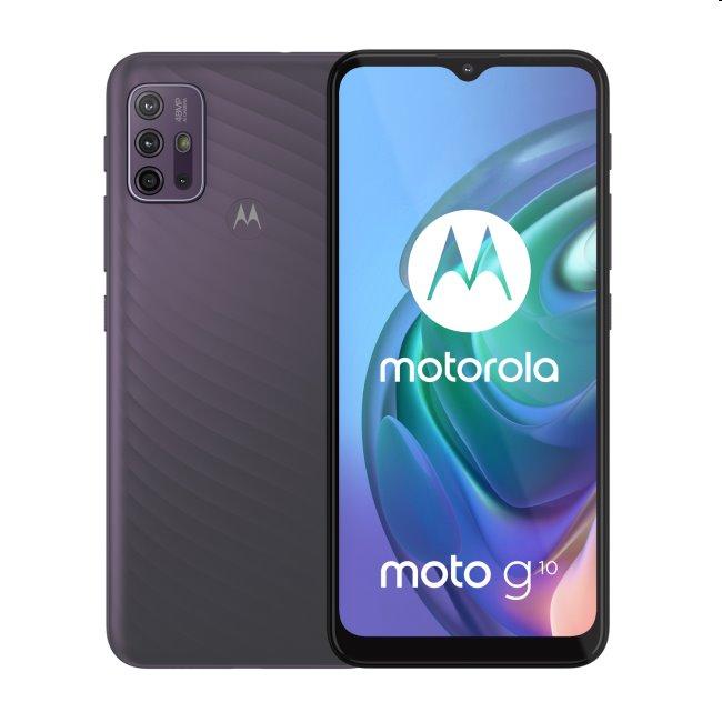 Motorola Moto G10, 4/64GB, aurora gray