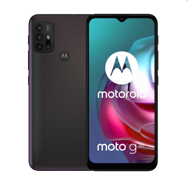 Motorola Moto G30, 6/128GB, phantom black
