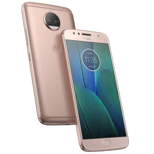 Motorola Moto G5S Plus - XT1805, 4/32GB, Dual SIM, Gold - SK distribúcia